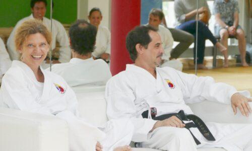 Lucia Und Pascal Polatti Sind Die Trainer Bei Budo Coaching