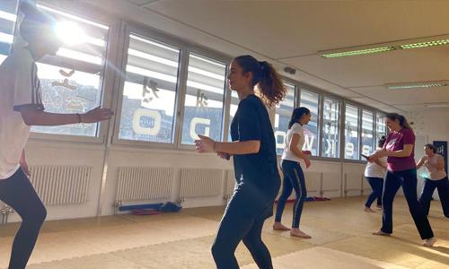 Selbstbehauptungstraining für Frauen in Zürich